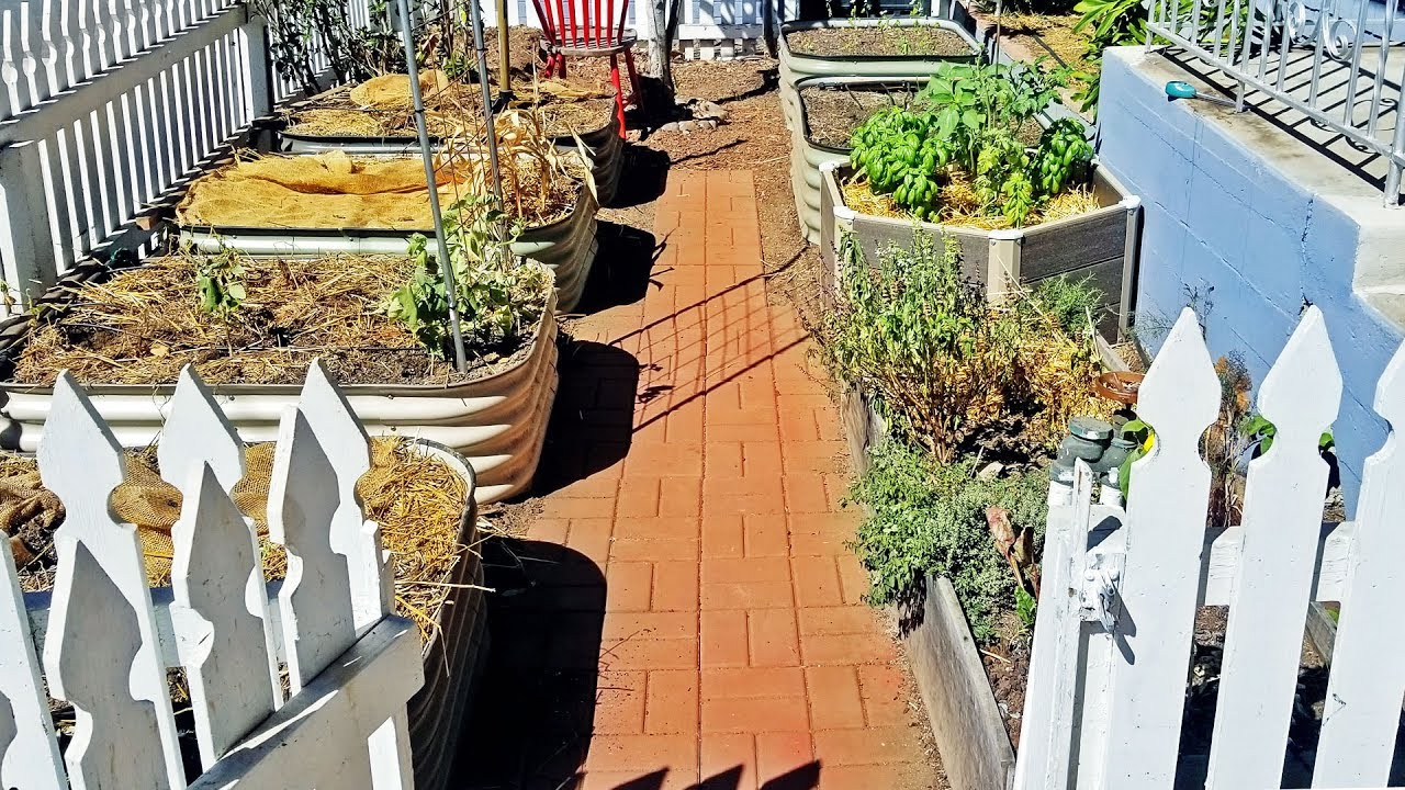 DIY Garden Path Ideas and Build (+ Why I Started Epic Garden…