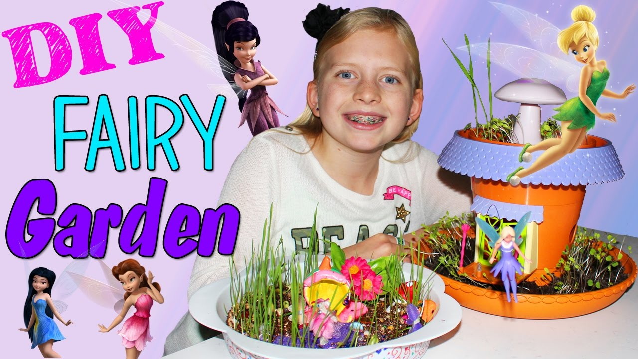 Indoor Gardening with My Fairy Garden Magical Cottage & Ench…